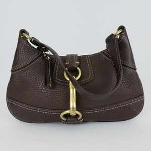 Coach Leather Shoulder